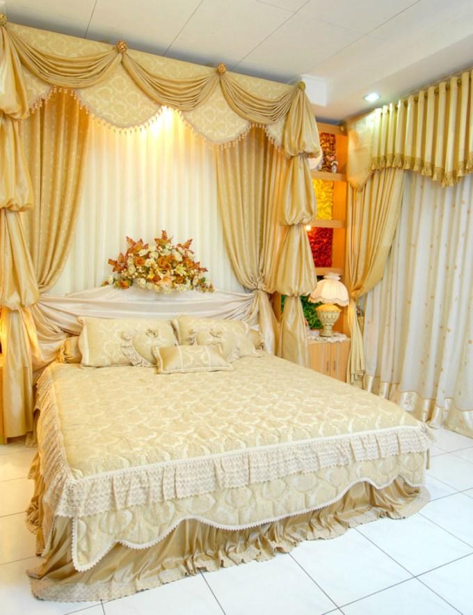 Pilihan Gaya Dekorasi Kamar Calon Pengantin Orisa Luxury
